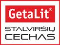 GetaLit | Stalviršių cechas Logo